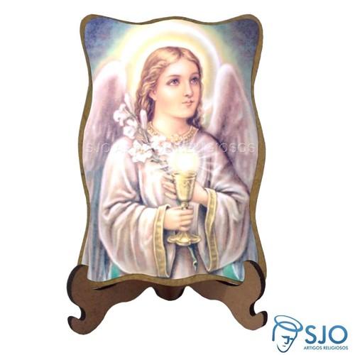 Porta-Retrato Anjo Eucaristia | SJO Artigos Religiosos
