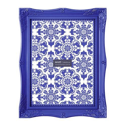 Porta Retrato Azul 20x25