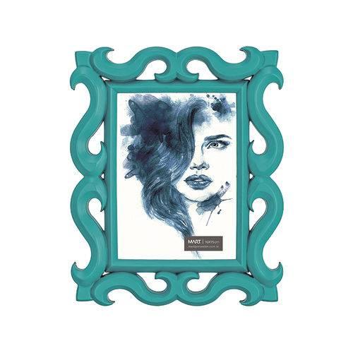 Porta-Retrato Azul - 10 X 15 Cm