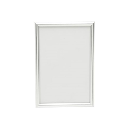 Porta Retrato Basic Prata 10x15cm