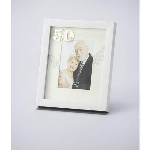Porta Retrato Bodas de Ouro 10 X15 Cm Lyor