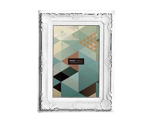 Porta Retrato Branco - Compre na Imagina só Presentes Criativos