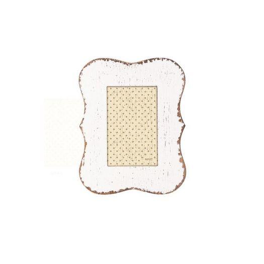 Porta Retrato Branco em Mdf 13x18cm 6442 Mart