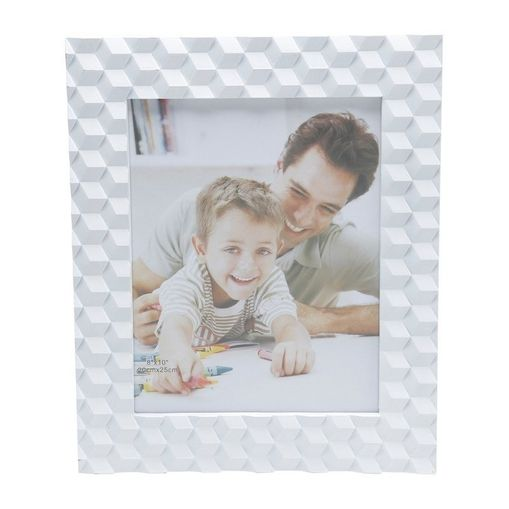 Porta Retrato Branco para 1 Foto 10x15cm Liandra Prestige