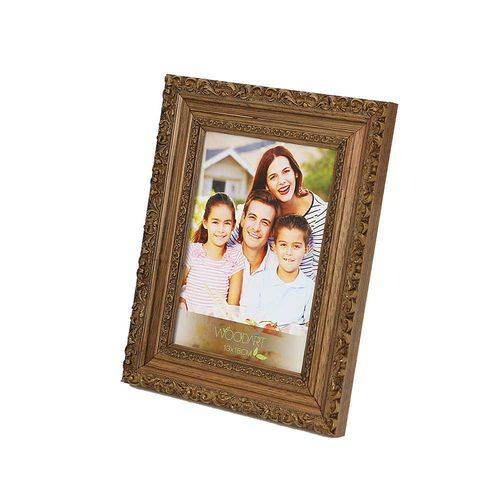 Porta-Retrato Classic 20x25 Cm em Madeira Natural - WoodArt