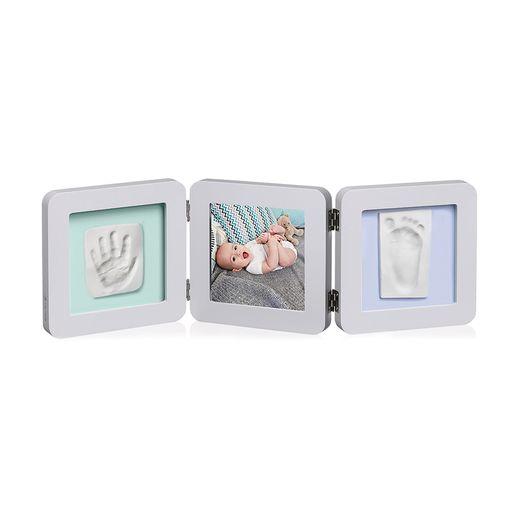 Porta Retrato com Molde 2P My Baby Touch Pastel - Baby Art