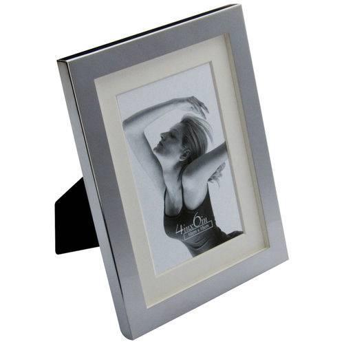 Porta Retrato Cooper em Aço 20x25cm 7922 - Prestige