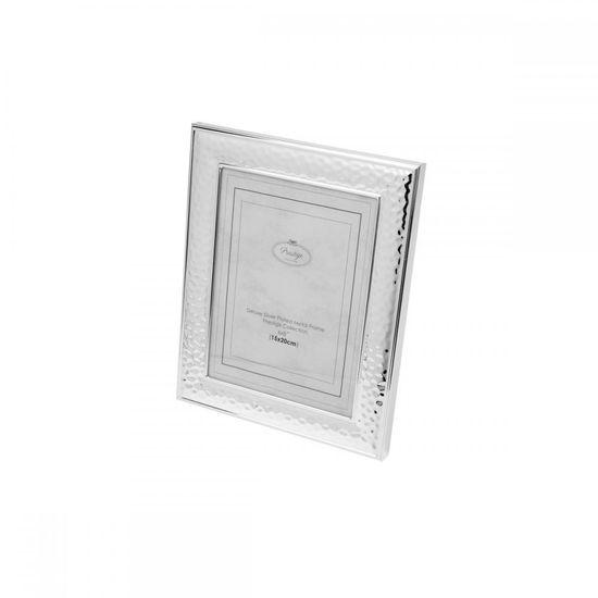 Porta-Retrato de Aco 15x20 Cm Prateado