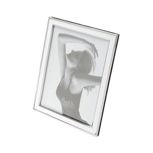 Porta Retrato de Aço 10cmx15cm Rojemac Prata