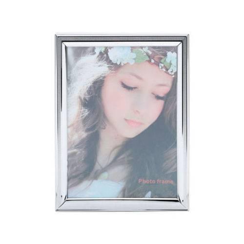 Porta Retrato de Aço Family 10x15 Cm