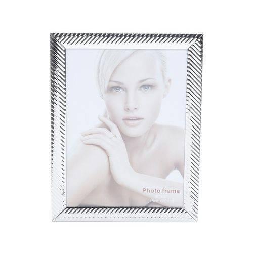 Porta Retrato de Aço Lines Prestige 15x20cm - 25512
