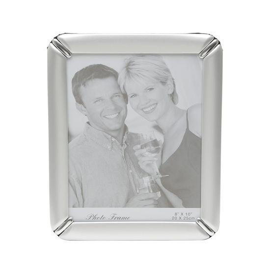 Porta-Retrato de Alumínio Escovado 10X15cm