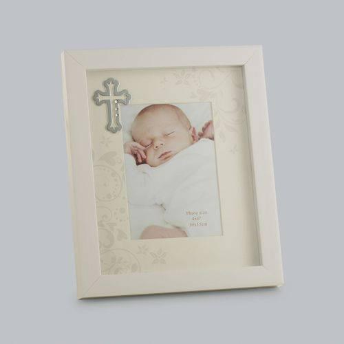 Porta Retrato de Plástico Baptisum Day 10x15cm