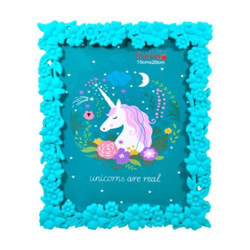 Porta Retrato de Plastico Colors 15x20cm