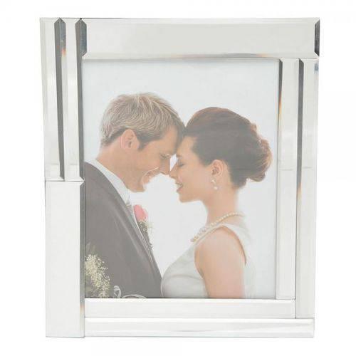 Porta Retrato de Vidro Espelhado
