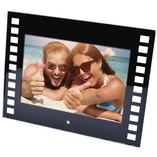 Porta Retrato de Vidro Filme