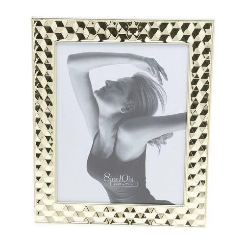 Porta Retrato Dourado para 1 Foto 13x18cm Lisano Prestige