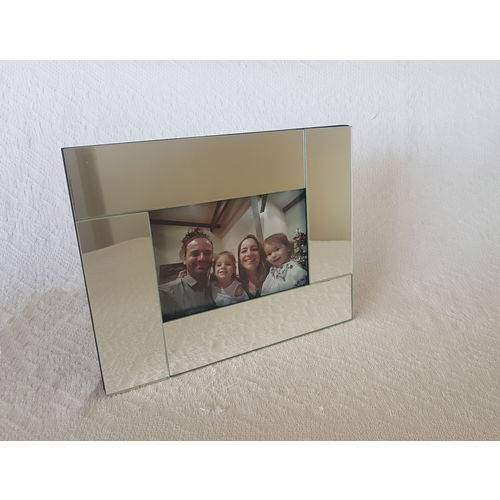Porta Retrato Espelhada 10x15