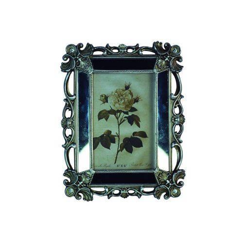 Porta-retrato Espelhado 10x15 Prata Antigo