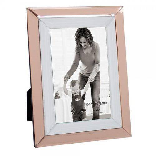 Porta Retrato Espelho Cobre Z 15,5x20,5