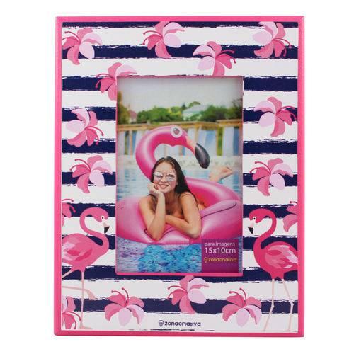 Porta Retrato Flamingo