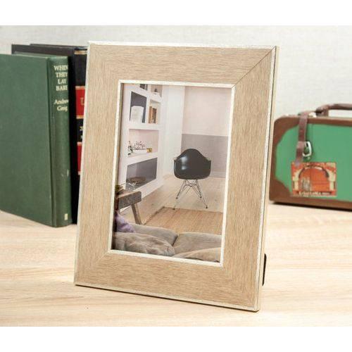 Porta Retrato Fotos 13x18 Lawrence 26x21cm Prata
