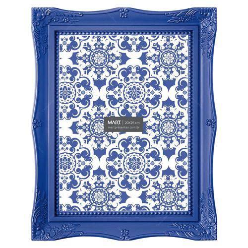 Porta-Retrato Frame - Foto 20x25 Cm - Azul Royal