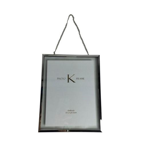 Porta Retrato Frame Prata