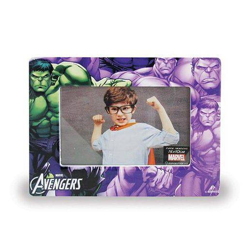 Porta Retrato Hulk