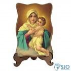 Porta-Retrato Mãe Rainha | SJO Artigos Religiosos