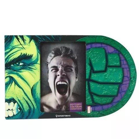 Porta Retrato Mda Formato Hulk - Compre na Imagina só Presentes