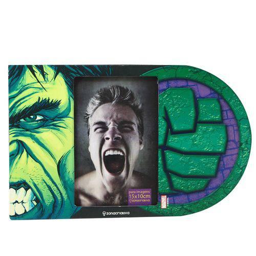 Porta Retrato Mda Formato - Hulk