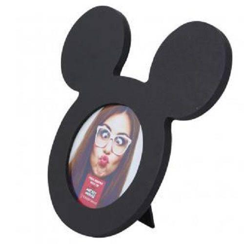 Porta Retrato Mdf Mickey Formato 10x10cm 10081104 Z-Criativa