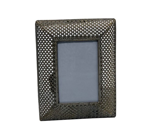 Porta-Retrato Metal Dourado 10x15 - Occa Moderna