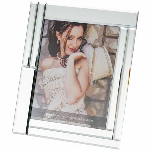 Porta-Retrato Mirror Extra Grande - 20x25 Cm - em Vidro - Prestige