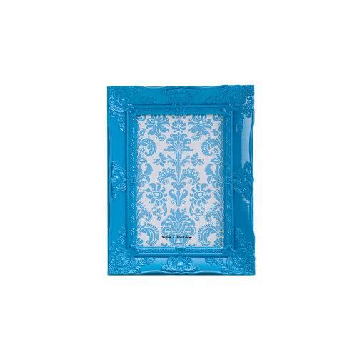 Porta Retrato New Cirque - 10x15 Cm-Azul