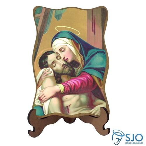 Porta-Retrato Nossa Senhora da Piedade - Modelo 1 | SJO Artigos Religiosos