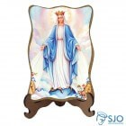 Porta-Retrato Nossa Senhora das Graças - Modelo 1 | SJO Artigos Religiosos