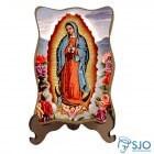 Porta-Retrato Nossa Senhora de Guadalupe   SJO Artigos Religiosos