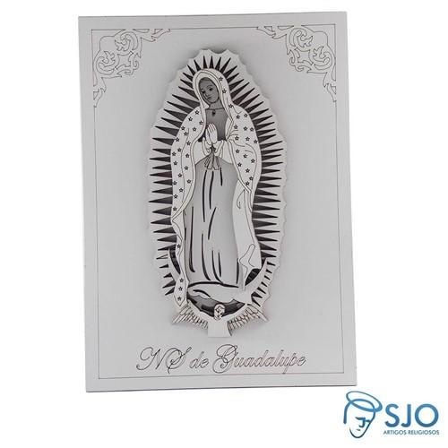 Porta Retrato Nossa Senhora de Guadalupe   SJO Artigos Religiosos