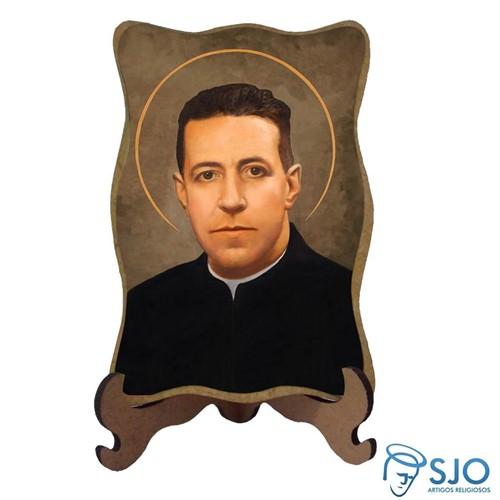 Porta-Retrato Padre Hurtado   SJO Artigos Religiosos