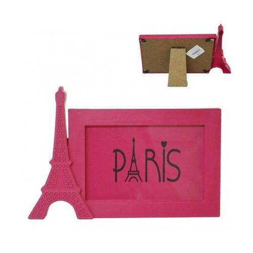 "Porta Retrato Paris 15cm X 10cm / 6"" X 4"""