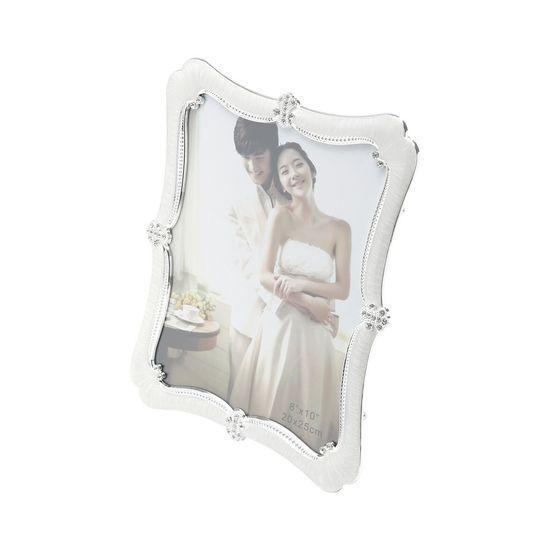 Porta-Retrato Plastico Perolado 13 X 18cm