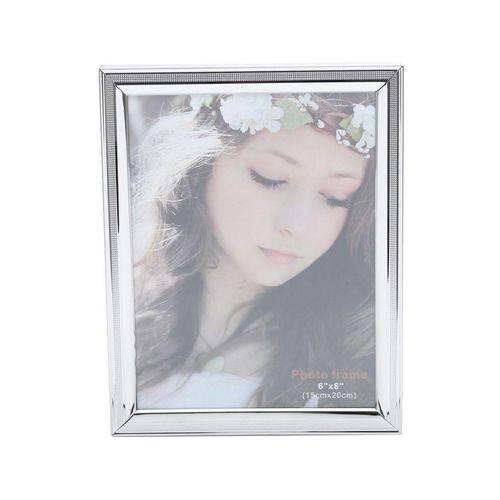 Porta Retrato Prata 15x20 Prestige Collection