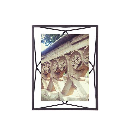 Porta Retrato Prisma 13X18 Cm Preto Umbra