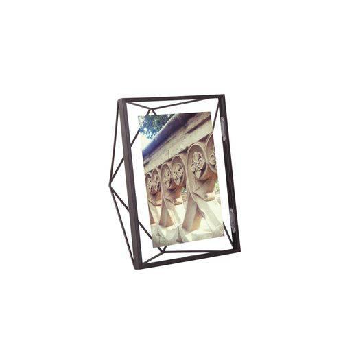 Porta Retrato Prisma 13x18cm Preto 313015-040 Umbra