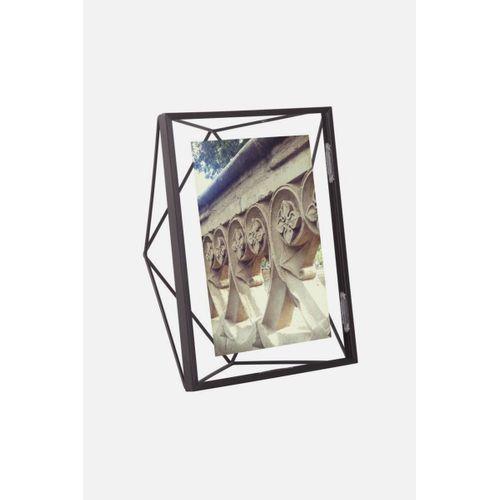 Porta Retrato Prisma 13x18cm Preto
