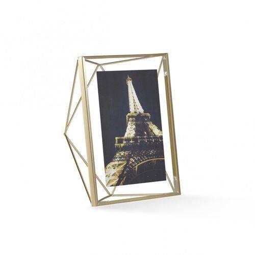 Porta-retrato Prisma Fosco de 10x15cm