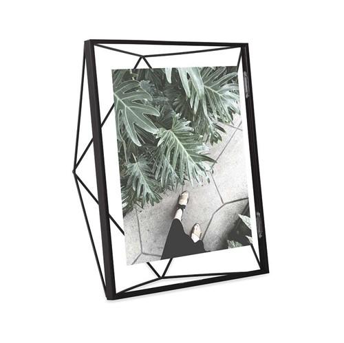 Porta Retrato Prisma Preto 20x25 Cm - Occa Moderna