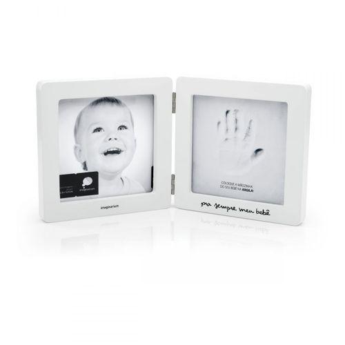 Porta-retrato Registro Mão de Bebê